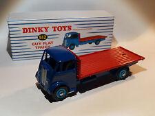 Camion GUY plateau - ref 512 de dinky toys atlas