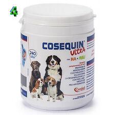 Candioli Cosequin Ultra 240 Compresse Per Cani Cane SCADENZA OLTRE 2 ANNI .