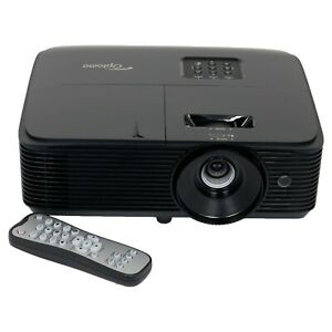 Optoma HD144X Full-HD home cinema projector, free shipping Worldwide
