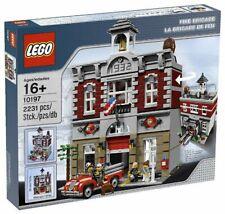 Lego 10197 Estación de bomberos -