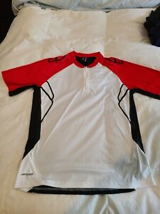 Specialized Atlas XC  MTB Jersey Red/Black/ White Size Large