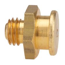 M10 x 1,5 [100 Stück] DIN 3404 Ø16mm Flachschmiernippel Messing