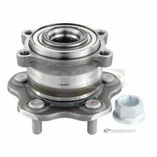 SNR Wheel Bearing Kit R168.110