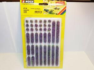 07136 Noch Ho Scale Lavender Tutfs