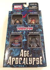 Marvel Minimates Age of Apocalypse 4-Pack #2 - 2010 New York Comc Con Exclusive