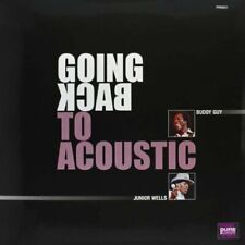 Going Back to Acoustic by Buddy Guy (Vinyl, Oct-2008, Pure Pleasure Records)