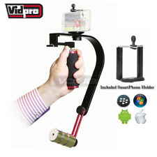 VidPro Professional Video Stabilizer  With Holder For iPhone 5,5S,4S,4,5C