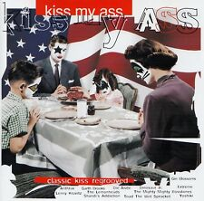 KISS MY ASS - CLASSIC KISS REGROOVED / CD - TOP-ZUSTAND