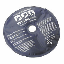 1 x CMS Instant Soothing Reusable First Aid Circular Heat/Freeze Therapy Pack