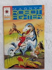 Magnus Robot Fighter #12 (May 1992, Acclaim / Valiant) Vol #1 VF+