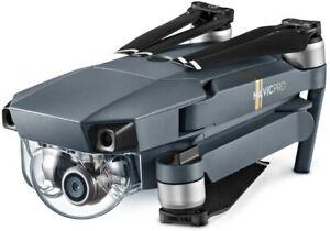 DJI Mavic Pro Quadcopter Camera Drone with Remote Controller - Grey