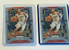 New listing 2019-20 Panini Prizm Basketball TRAE YOUNG 2 card lot -2nd year