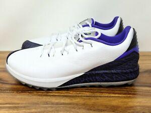 Nike Air Jordan ADG Dark Concord Golf Shoes Cleats AR7995-101  Men's size 10