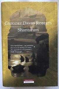 SHANTARAM ROBERTS GREGORY DAVID. Prima Ed. Rilegata 2016. OTTIMO