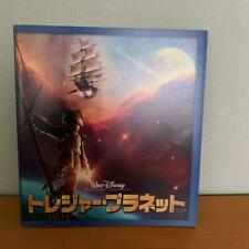 Disney Treasure Planet Japanese Movie Booklet 2002