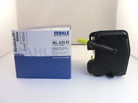 Ford Focus Mk2 1.6 TDCI Fuel Filter 2005 to 2012 OPT2 MAHLE KL431D