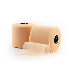 SPORTTAPE Soft Foam Underwrap 7cm x 27m - Pre Wrap - Non-Adhesive (Single Roll)