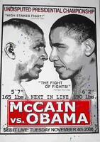 """Mr Brainwash     """"McCain Vs. Obama""""      MAKE  OFFER   #DSSHUP"""