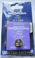 Disney Florida Project  Building One Story at a Time Mr Toad's Wild Ride Pin