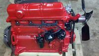 Engine Motor Jubilee Naa 600 601 621 Ford Tractor Motor Engine Restored  134'