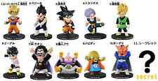 Dragon Ball Z Deformation Figure Bandai Lot 11 Full Comp Set Secret Majin Vegeta