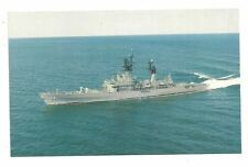 USS Biddle DLG-34 Guided Missile Frigate Crusier Navy
