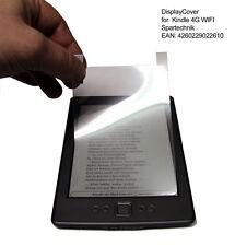 "Mejor lámina F. Amazon Kindle 4g WiFi touch e-book 1 protector de pantalla 11,8 x 8,7 - 6"""