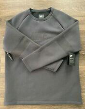 Nwt Nike Tech Pack Fleece Crew Sweatshirt Grey 928569 Mens Size 2Xl $150