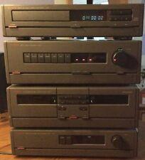LUXMAN Impianto completo A007+D007+T007+K007 Vintage