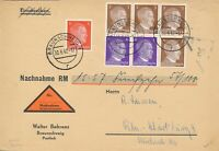 Cover Germany WWII AH Hitler Third Reich Braunsweig PBooklet ane Used