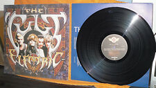 THE CULT ELECTRIC VIRGIN ITALY 1° PRESS 33 GIRI VINILE BEGA 80 1987