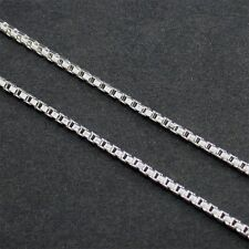 """30""""  SILVER EP SEGMENTED SNAKE CHAIN NECKLACE"""