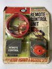 Ideal 1967 Remote Control Unit Racerific Action Highway Sets Rare  Motorific