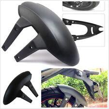 Black No Groove Tires Motorcycles Rear Wheel Cover Fender Splash Guard Mudguard(Fits: Mastiff)