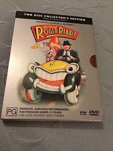 Who Framed Roger Rabbit (DVD, 2003, 2-Disc Set)