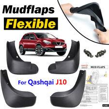 XUKEY front Rear Mud Flap Flaps Splash Guard fender For Nissan Qashqai 2007-2013