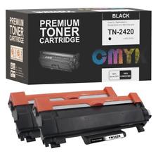 2 XXL TONER kompatibel TN-2420 für Brother MFC-L2710DW MFC-L2730DW MFC-L2750DW