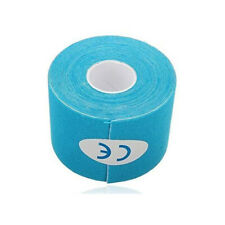 5M*5cm Kinesiology Elastic Tape Rope Sports Physio Muscle Strain Support 1 Roll