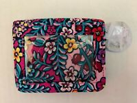 Vera Bradley Kaleidoscope Campus Double ID Holder with Tags