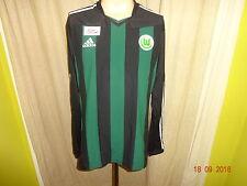 VfL Wolfsburg Adidas Formotion Langarm Spieler Version Trikot 2010/11 Gr.M Neu
