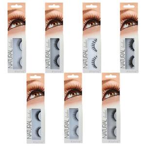 Technic Natural False Lashes Eyelashes with Adhesive Glue