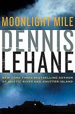 MOONLIGHT MILE Dennis Lehane stated 1st Edition 2010 Mystery Hardcover & Jacket
