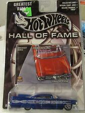 Hot Wheels Greatest Rides Hall of Fame 1959 Cadillac Blue