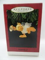 Hallmark Keepsake Ornaments Garfield Angel 1995 Jim Davis Garfield Cat NEW