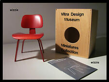 VITRA : DCW Plywood Chair / Charles and Ray Eames / Miniature **NEW**