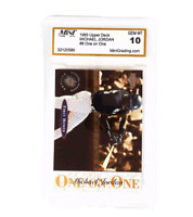 1995 UPPER DECK MICHAEL JORDAN # 8 ONE ON ONE *MINT*  10 Gem MT
