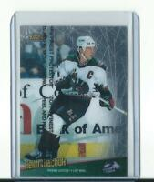rare KEITH TKACHUK phoenix coyotes FINEST TOUCH CARD with protective film
