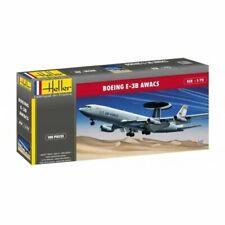 Heller 1/72 Boeing E-3 A/c AWACS Air Defense Aircraft Model Kit 80308