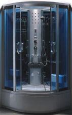 Cabina Idromassaggio e vasca 90x90 100x100 per Massaggio bagno doccia 6idrogetti