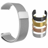 18mm / 20mm / 22mm Milanese Loop with Magnetic Clasp Replacement Band for Watch